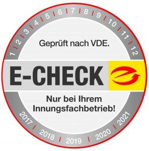 E-CHECK Elektroinstallation Elektro Lamprecht